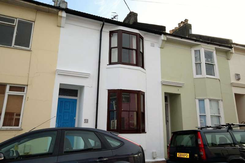 3 Bedrooms Terraced House for sale in Islingword Street, Brighton BN2