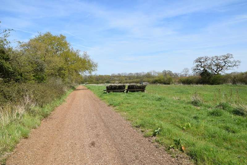 Land Commercial for sale in Braydon, Wiltshire SN5
