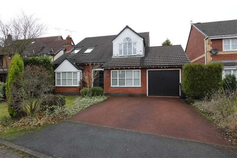 4 Bedrooms Detached House for sale in 41, Claydon Gardons, Rixton, Cheshire