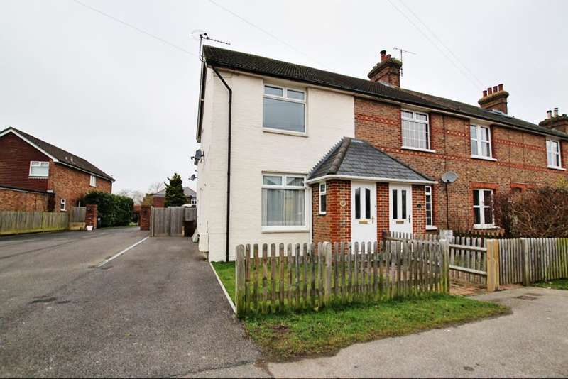 4 Bedrooms End Of Terrace House for sale in London Road, Hailsham BN27