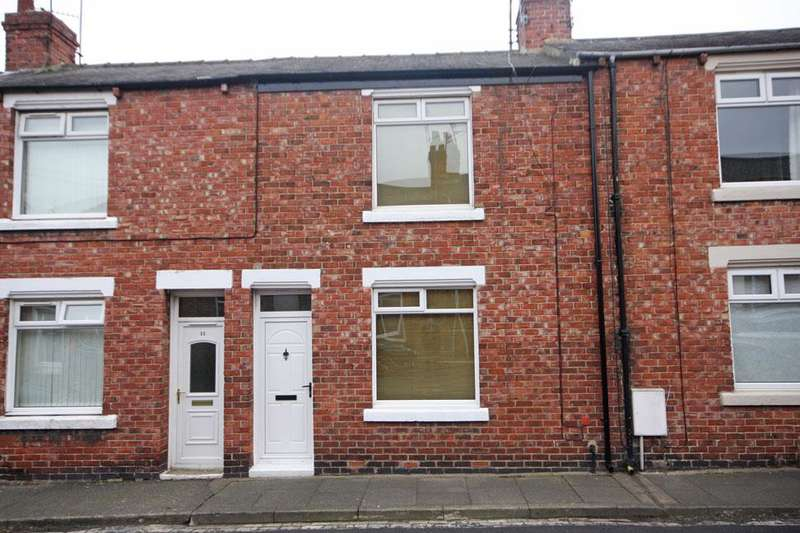 2 Bedrooms Terraced House for sale in Wark Street, Chester-le-Street DH3 3JP