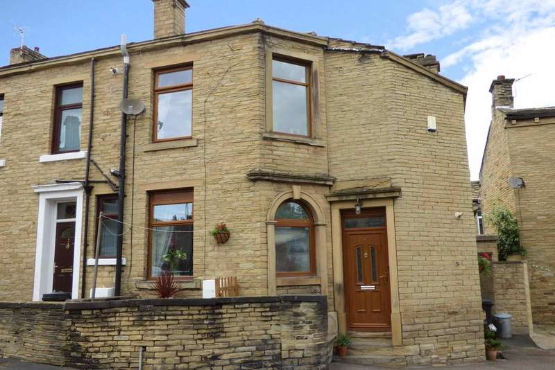 2 Bedrooms End Of Terrace House for sale in Thornhill Bridge Lane, Brighouse HD6