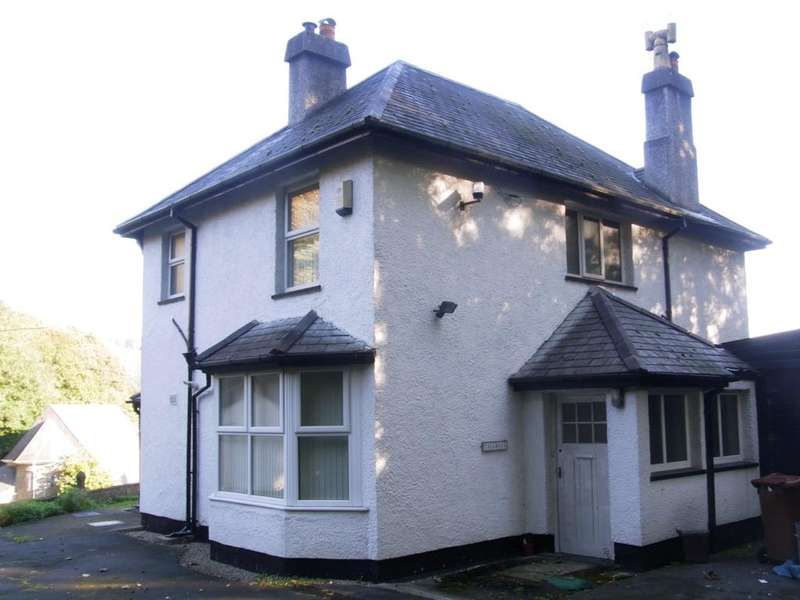 4 Bedrooms Detached House for sale in Tal Graig, Borth Road, Porthmadog LL49