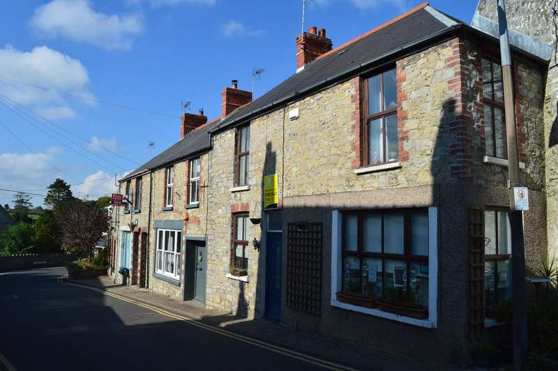 3 Bedrooms End Of Terrace House for sale in Church Street, Llantwit Major CF61