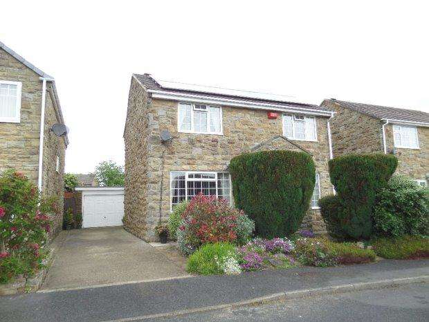 4 Bedrooms Detached House for sale in AUCKLAND VIEW, HIGH ETHERLEY, BISHOP AUCKLAND
