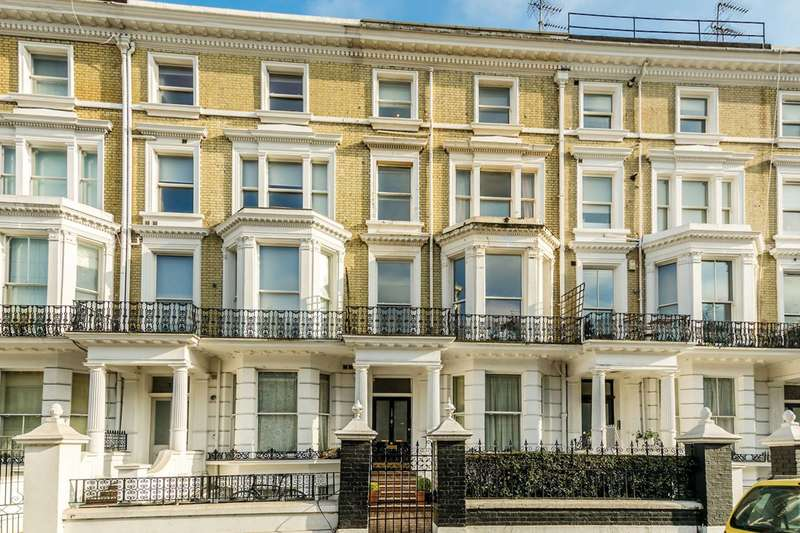 Studio Flat for sale in Holland Road, Holland Park, W14