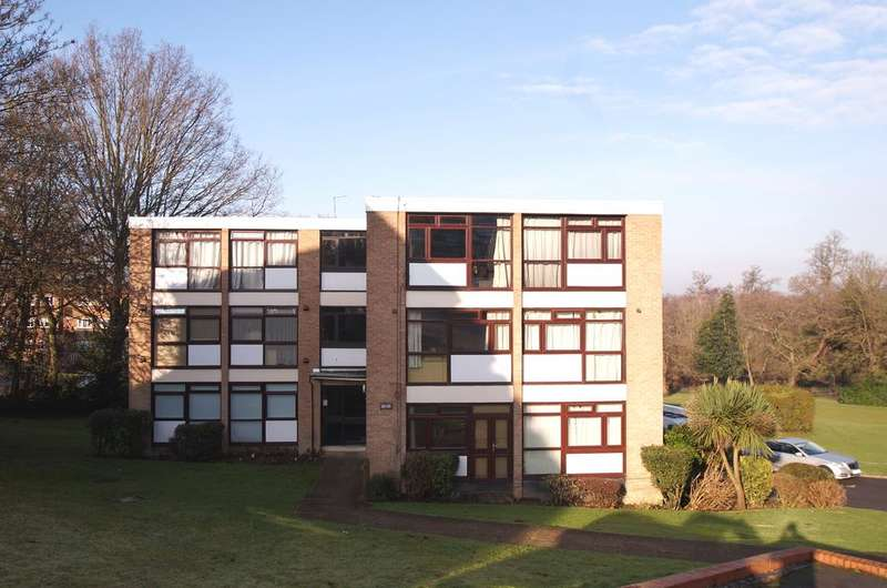 2 Bedrooms Apartment Flat for sale in Beechcroft Manor, Weybridge KT13