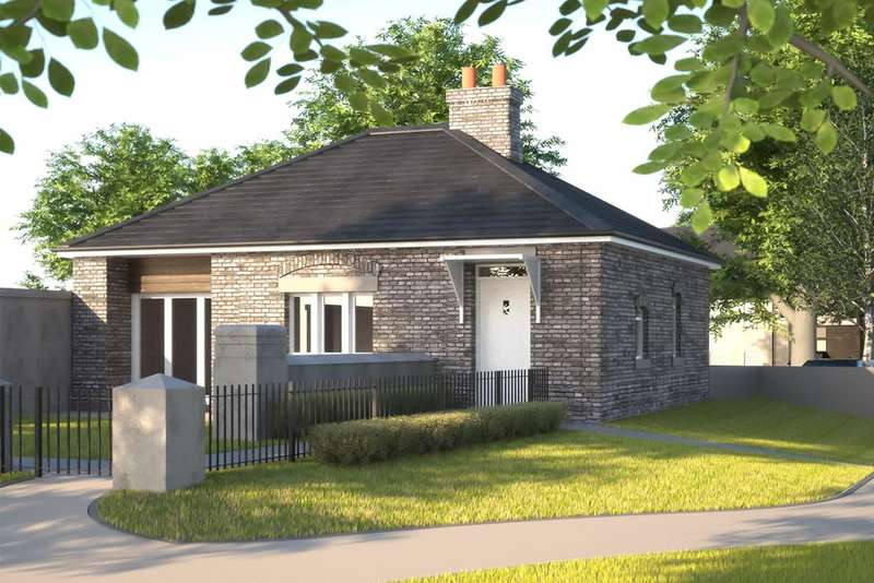 2 Bedrooms Detached House for sale in West Lodge, Plot 9, La Sagesse, Jesmond, Newcastle upon Tyne NE2