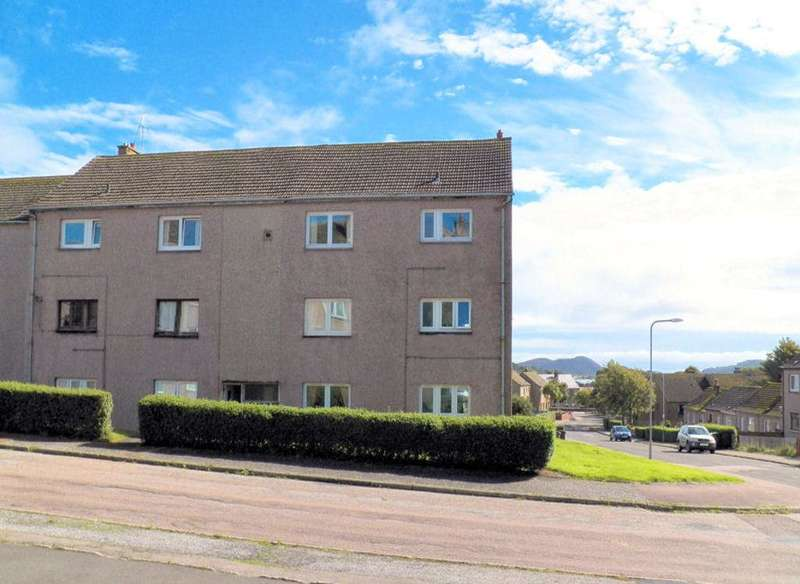 2 Bedrooms Flat for sale in 12E Davaar Avenue, Campbeltown, PA28 6NG