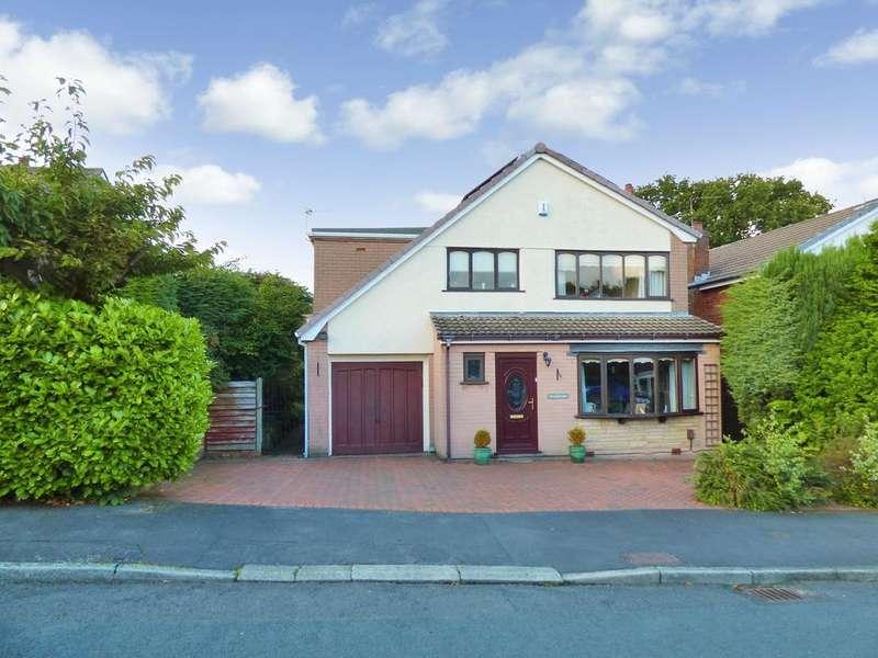 4 Bedrooms Detached House for sale in Laburnum Road, Chorley PR6