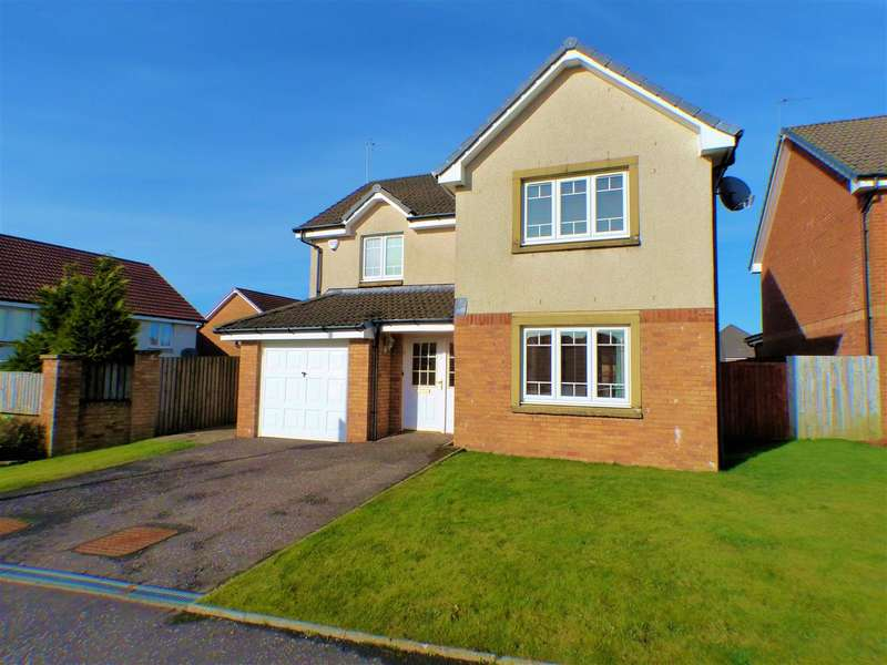 4 Bedrooms Detached House for sale in Attlee Road, Jackton, JACKTON