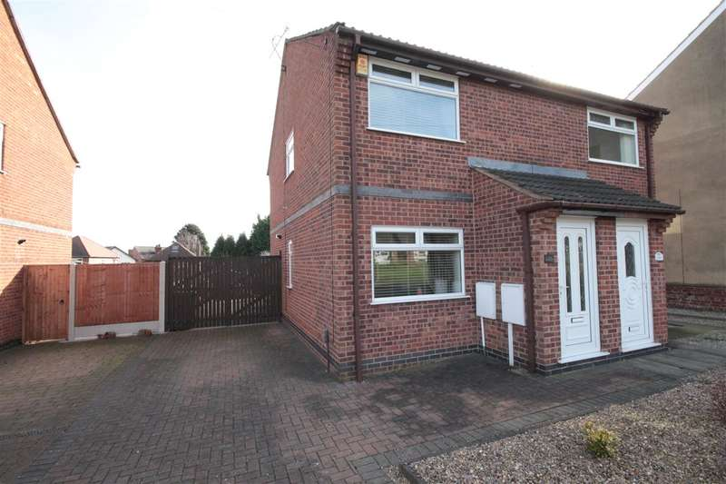 2 Bedrooms Semi Detached House for sale in Norman Street, Ilkeston