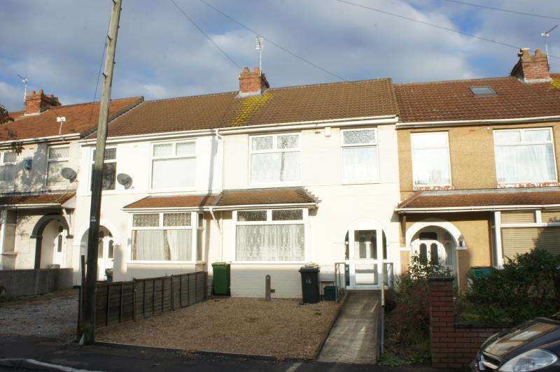 4 Bedrooms Terraced House for rent in Sixth Avenue, Horfield, Bristol, BS7 0LT