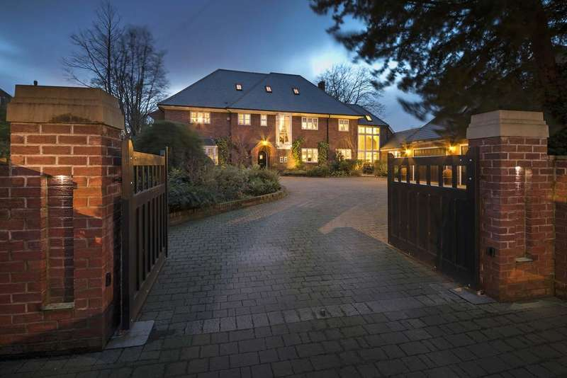 6 Bedrooms Detached House for sale in Suncourt, 22 Elmfield Park, Gosforth, Newcastle upon Tyne NE3