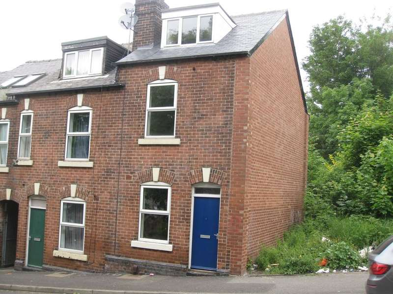 3 Bedrooms Terraced House for sale in Catherine Road, Sheffield S4