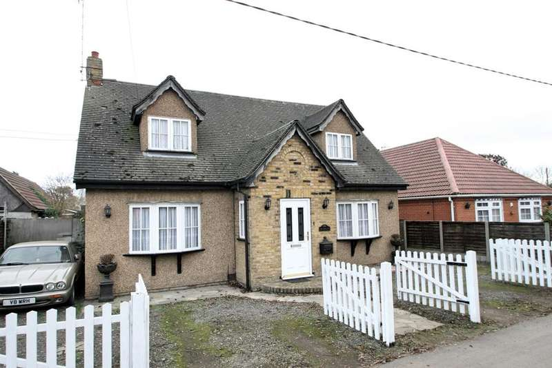 3 Bedrooms Cottage House for sale in Lower Avenue, Bowers Gifford