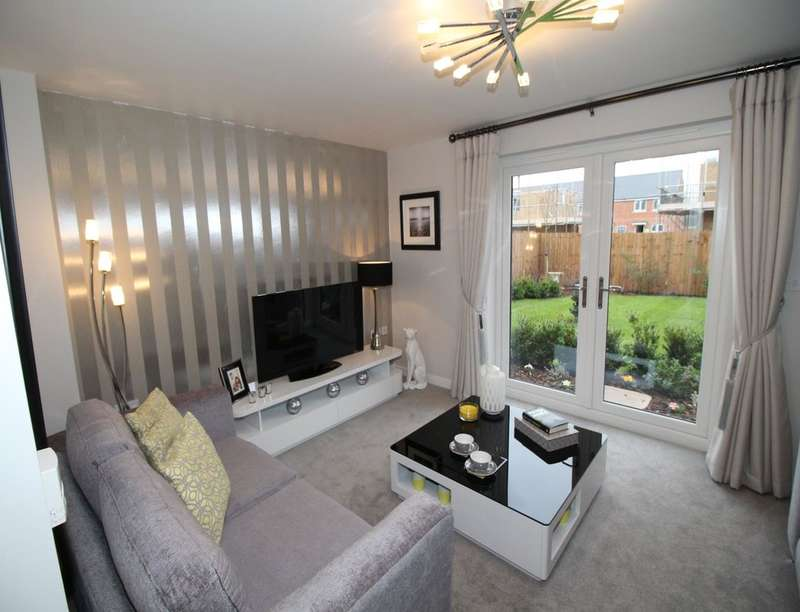 2 Bedrooms Semi Detached House for sale in The Normanby Princess Drive, Liverpool, L14