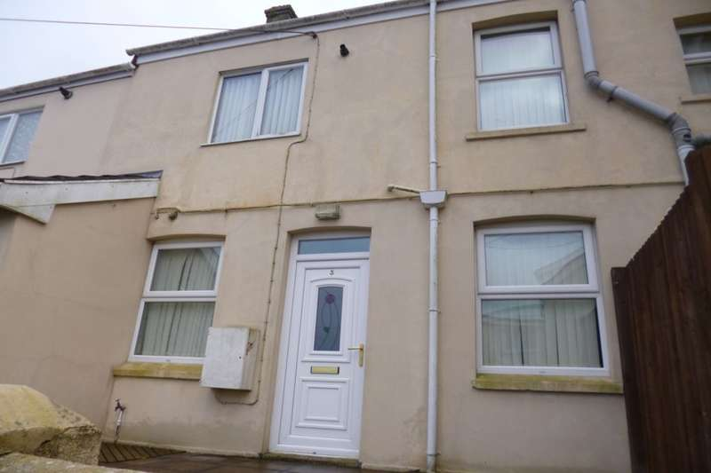 1 Bedroom Flat for sale in Alexandra Road, St. Austell, PL25