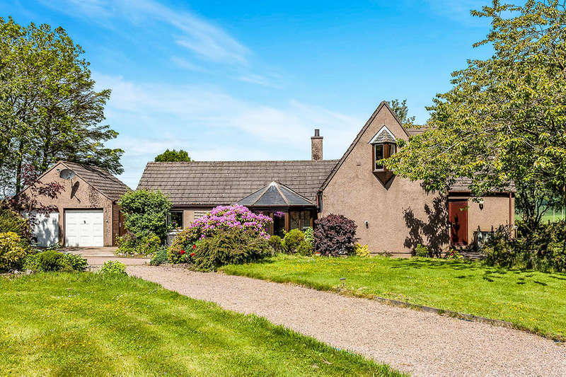 4 Bedrooms Detached House for sale in Arbuthnott, Laurencekirk, AB30