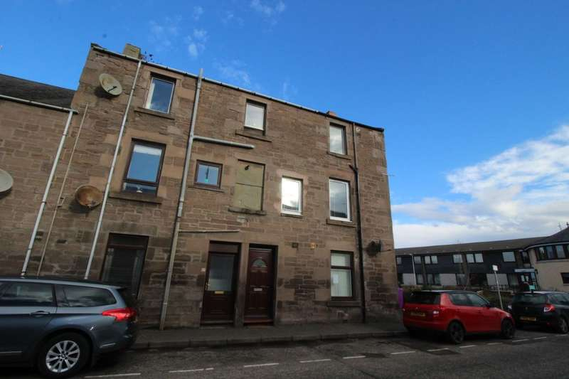 1 Bedroom Flat for sale in Montrose Street, Brechin, DD9