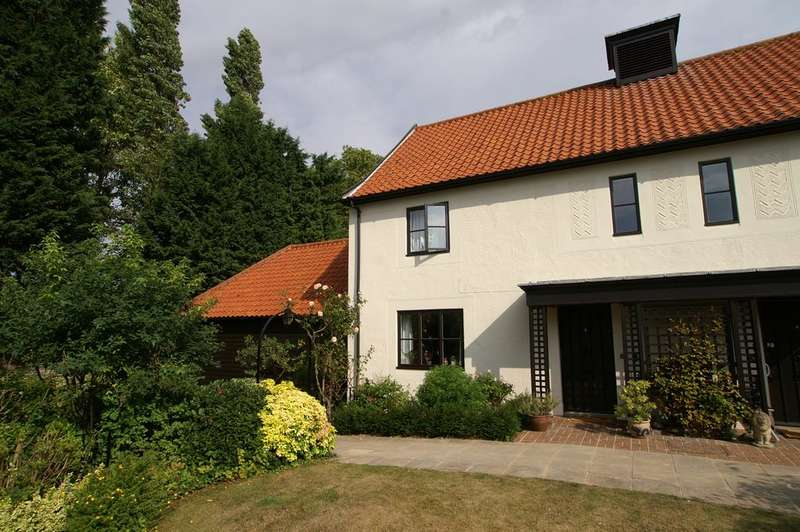 2 Bedrooms Retirement Property for sale in Hasells Courtyard, Westgate Street, Long Melford, Sudbury CO10