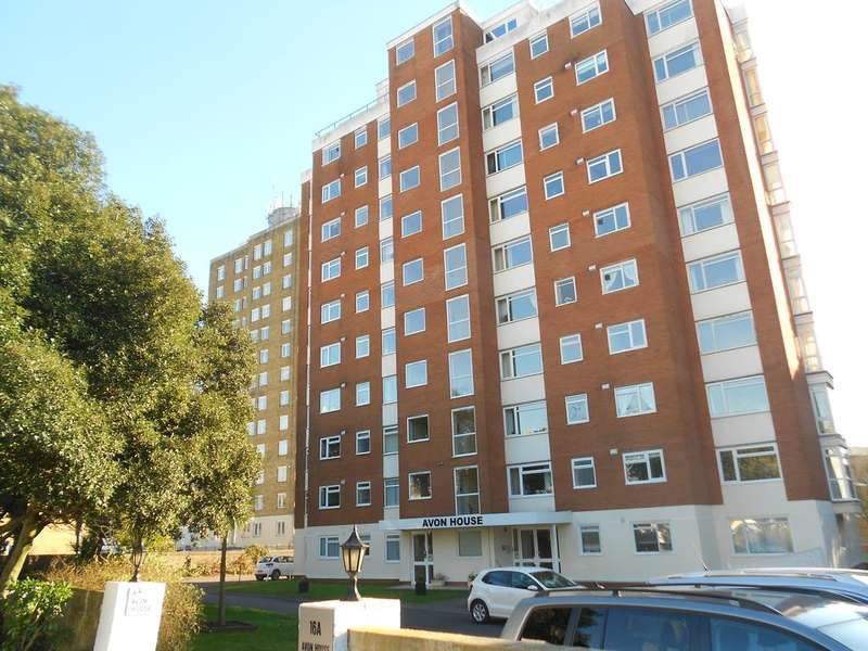 2 Bedrooms Apartment Flat for sale in West Cliff Road,, Bournemouth, Dorset BH2