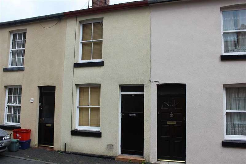 2 Bedrooms Terraced House for sale in Picton Street, Llanidloes