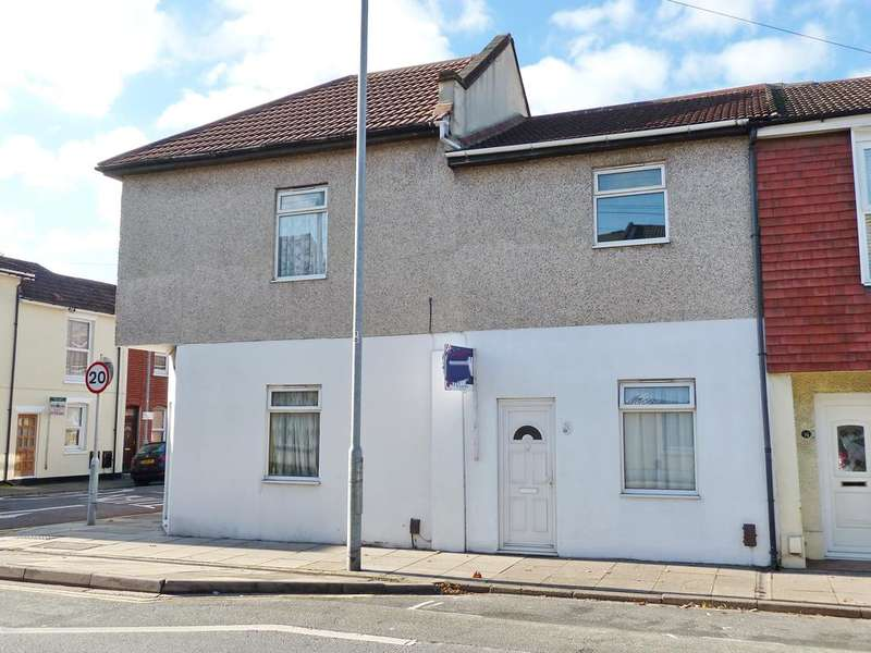 1 Bedroom Ground Flat for sale in Portsmouth PO2