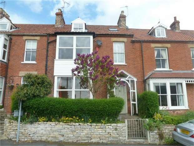 5 Bedrooms Terraced House for sale in Roxby Terrace, Pickering, Thornton Dale, North Yorkshire