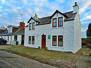 3 Bedrooms Semi Detached House for sale in The White Horse, Bridge of Dee, Castle Douglas DG7 1TN
