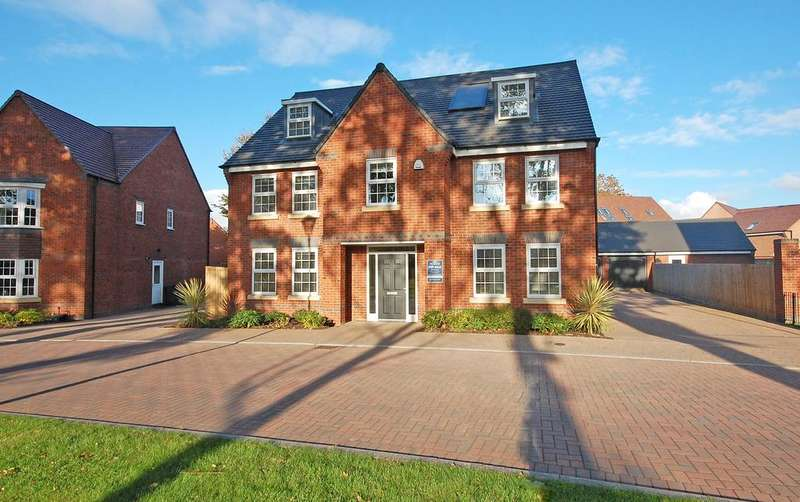 5 Bedrooms Detached House for sale in Wergs Road, Tettenhall, Wolverhampton WV6