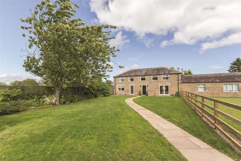 4 Bedrooms Barn Conversion Character Property for sale in The Bothy, Dodley Farm, Stamfordham, Northumberland NE18