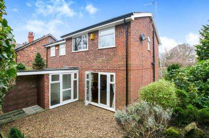 3 Bedrooms Semi Detached House for sale in Bellfield Avenue, Cheadle Hulme, Cheadle, Greater Manchester