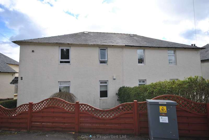 2 Bedrooms Flat for sale in Isles Terrace, Newmilns, KA16 9JZ