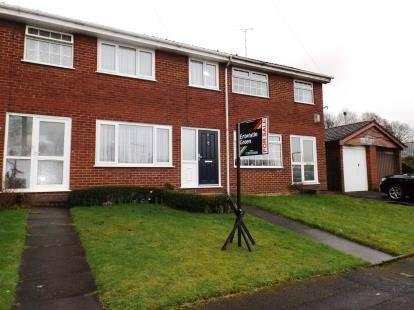 3 Bedrooms Terraced House for sale in Crossen Street, Bolton, Greater Manchester, BL3
