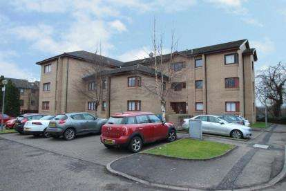 3 Bedrooms Flat for sale in Woodend Court, Mount Vernon, Glasgow