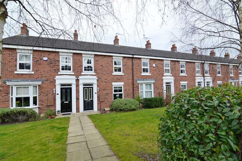 3 Bedrooms Terraced House for sale in Brunswick Terrace, Stafford