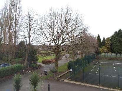 1 Bedroom Flat for sale in Kelvestone House, 47 Park Road, Cannock, Staffordshire