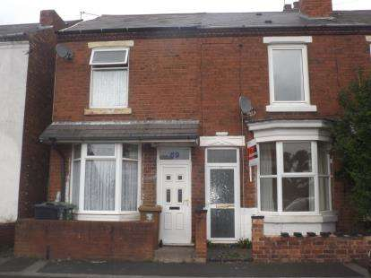 3 Bedrooms Terraced House for sale in Essex Street, Walsall, West Midlands