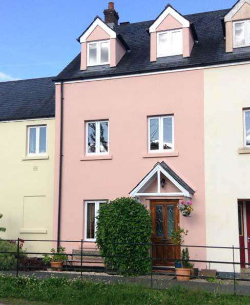 4 Bedrooms Terraced House for sale in Betton Way, Moretonhampstead TQ13
