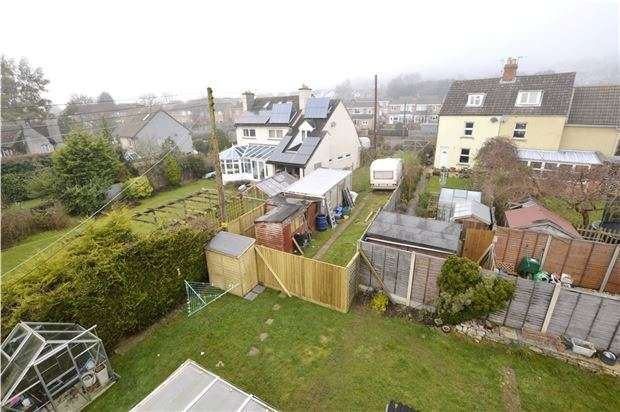 4 Bedrooms Semi Detached House for sale in St Michaels Place, Westrip, Stroud, Gloucestershire, GL5 4PJ
