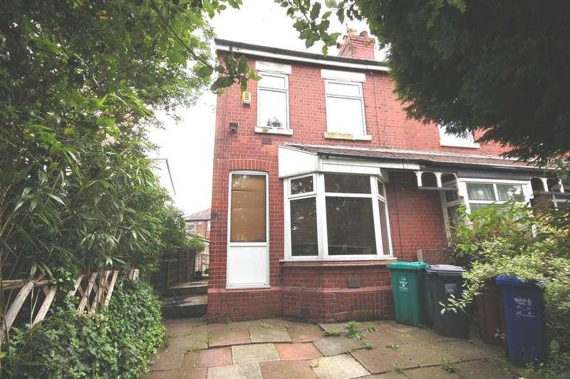 2 Bedrooms Semi Detached House for sale in Kenworthy Lane, Northenden, Manchester M22