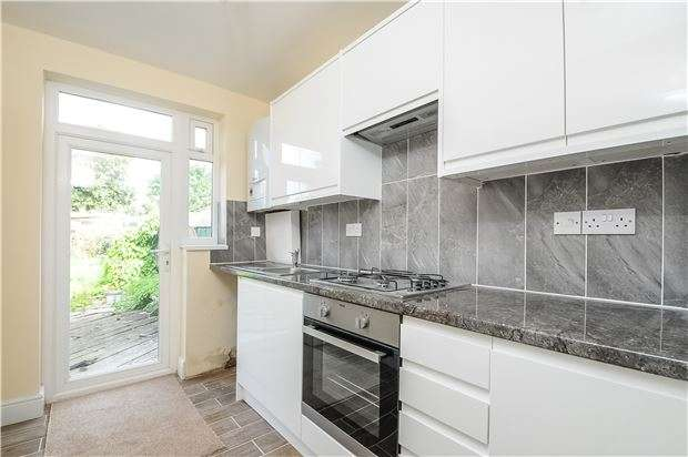3 Bedrooms Terraced House for sale in Galpins Road, THORNTON HEATH, Surrey, CR7