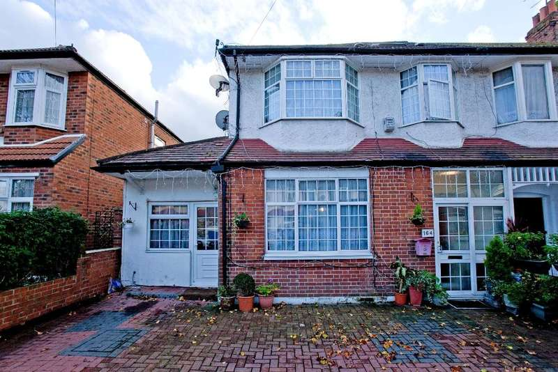 5 Bedrooms End Of Terrace House for sale in Princes Avenue, Palmers Green