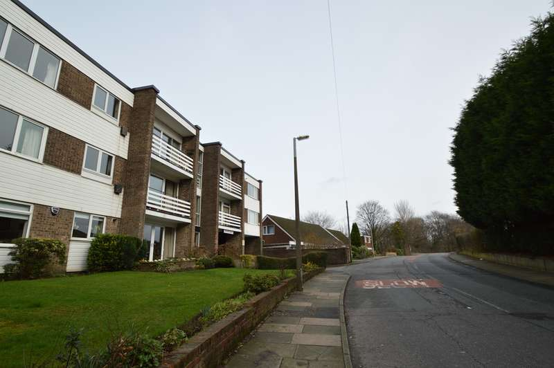 2 Bedrooms Apartment Flat for sale in Butterstile Lane, Prestwich, Manchester, M25
