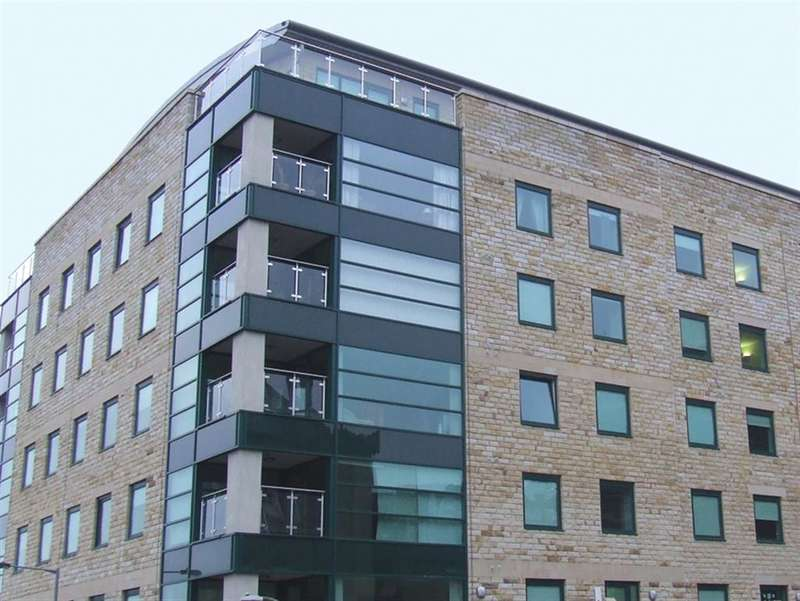 1 Bedroom Flat for sale in Stonegate House , Bradford , , BD1 4QF