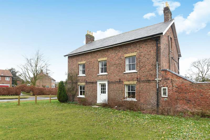 6 Bedrooms Farm House Character Property for sale in Carr Lane, Sutton-on-the-Forest, York, YO61 1EB