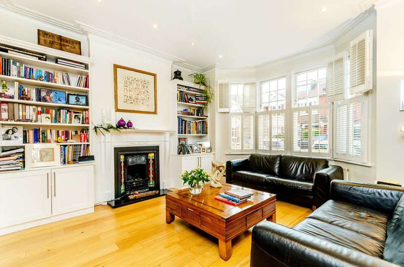 5 Bedrooms Semi Detached House for sale in Campion Road, West Putney, SW15