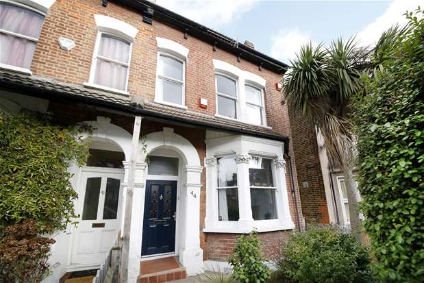 5 Bedrooms Semi Detached House for sale in Lennard Road, Penge