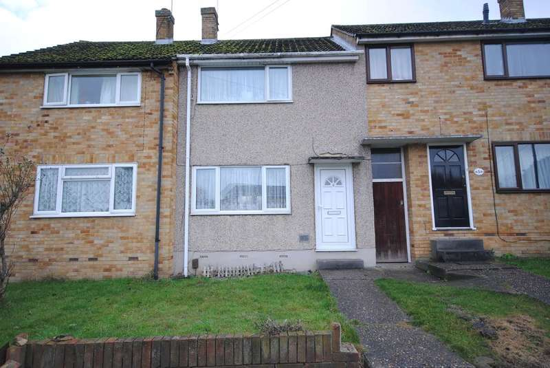 2 Bedrooms Terraced House for sale in Lilac Close, Chelmsford CM2